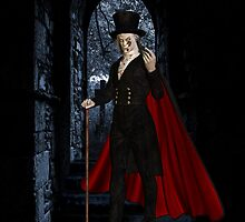 Come Join Me .. whispers the vampyre by LoneAngel