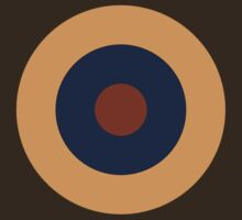 Royal Air Force - Historical Roundel Type B.1 1939 - 1942 by wordwidesymbols