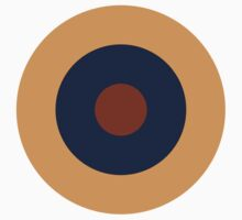 Royal Air Force - Historical Roundel Type B.1 1939 - 1942 Kids Tee