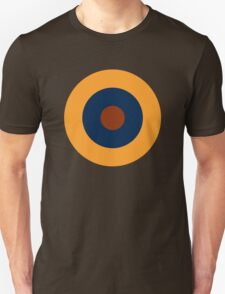 Royal Air Force - Historical Roundel Type B.1 1939 - 1942 T-Shirt