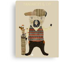 pandabery and co Canvas Print