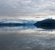Lake Wanaka Reflection by JBSmith