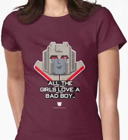 "Transformers - ""Starscream"" v2 Womens Fitted T-Shirt"