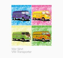 VW Pop Art No 1 Unisex T-Shirt