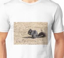 Do you mind? I'm trying to eat. Unisex T-Shirt