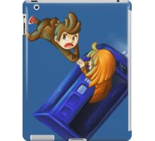 The the adventure! iPad Case/Skin