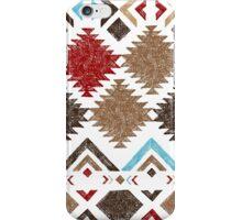 Hand drawn tribal ornament iPhone Case/Skin