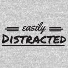 Easily Distracted by Megan Noble