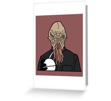 oOd Greeting Card