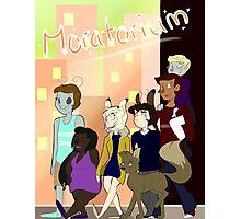 Moratorium Cover Photographic Print