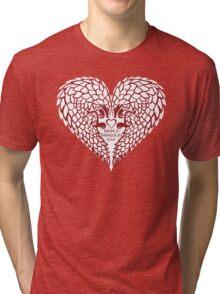 Love Pangolin - World Pangolin Day Tri-blend T-Shirt
