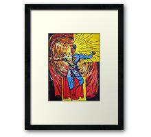 Hero Worship Framed Print