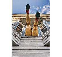 Haight Street Photographic Print