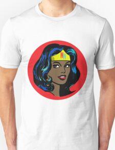 Wonder Woman Pop Art Unisex T-Shirt