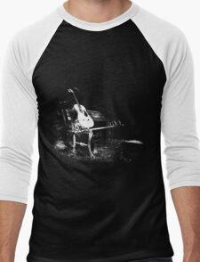 Bench Dark Men's Baseball ¾ T-Shirt