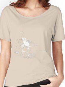 Bench Dark Women's Relaxed Fit T-Shirt