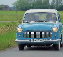 Ford Consul by Paola Svensson