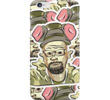 Heisenberg Making Ice iPhone Case/Skin