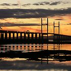 Sunset Crossing by Kevin Cotterell