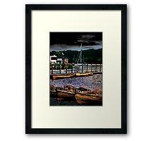Bowness Bay Framed Print