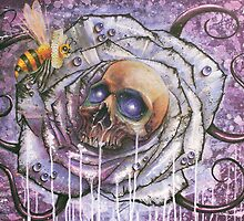 In death's garden by Jose Gomez