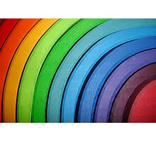Make Your Own Rainbow Photographic Print