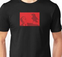 Red on Red Unisex T-Shirt