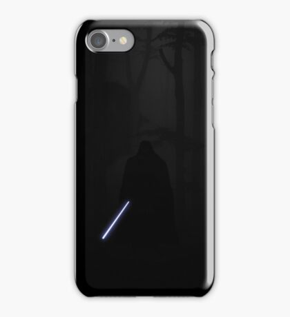 A Single Ray of Light iPhone Case/Skin