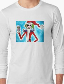 Jack-Joke Santa Long Sleeve T-Shirt