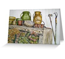 Carriage House Antiques Greeting Card