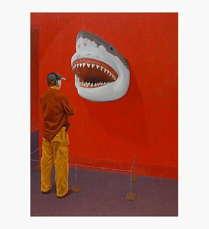 White Shark IV (Trophy) Photographic Print