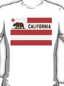 United States of California Flag T-Shirt