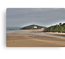 Burgh Island - Bigbury on Sea Canvas Print