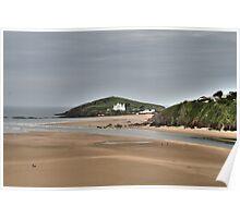 Burgh Island - Bigbury on Sea Poster