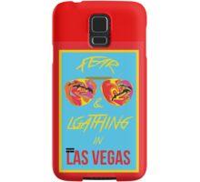 Fear And Loathing In Las Vegas Samsung Galaxy Case/Skin