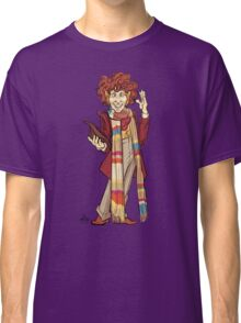 The Fourth Doctor [Who] Classic T-Shirt