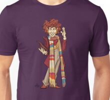 The Fourth Doctor [Who] Unisex T-Shirt