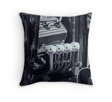 Pipe Up Throw Pillow