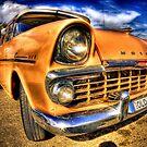 Golden Oldy 1 by Mark van den Hoek
