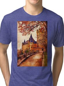 Stone Castle - Vintage Tri-blend T-Shirt