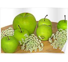 Little Green Apples Poster
