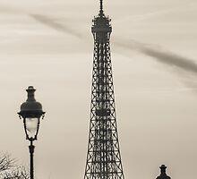 Eiffel Tower by psankey
