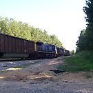 CSX Loco's by Outdoors2