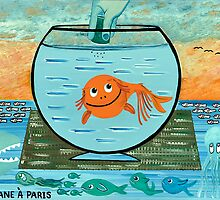 WANDA THE GOLDFISH by JaneAParis