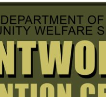 Property Of Wentworth Detention Centre Sticker