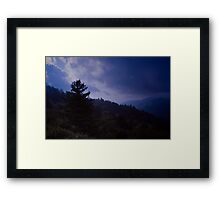 The Great Smoky Mountains Framed Print