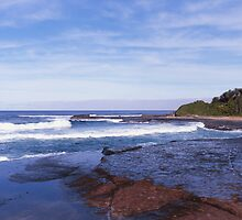 Dolphin Point - South Coast - NSW by Steve Fox