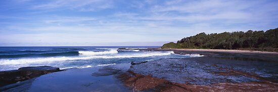 Dolphin Point - South Coast - NSW by Steve Fox