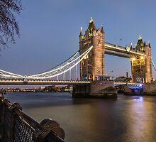 Tower Bridge, London by psankey