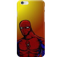 Alien-Spidey iPhone Case/Skin